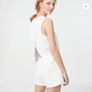 e3476192f54 Club Monaco Pants - NEW Club Monaco Lyndsey Romper in White